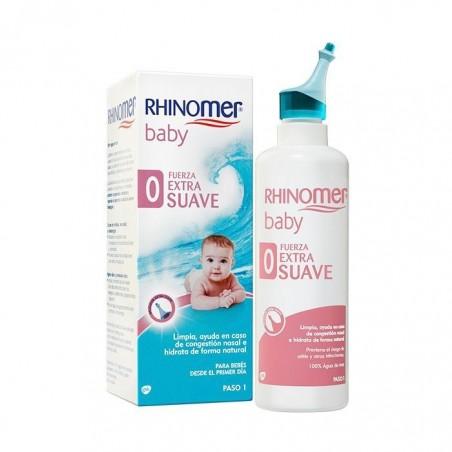 RHINOMER BABY SPRAY FUERZA 0 115 ML
