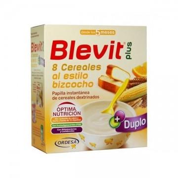 BLEVIT PLUS DUPLO 8 CEREAL...