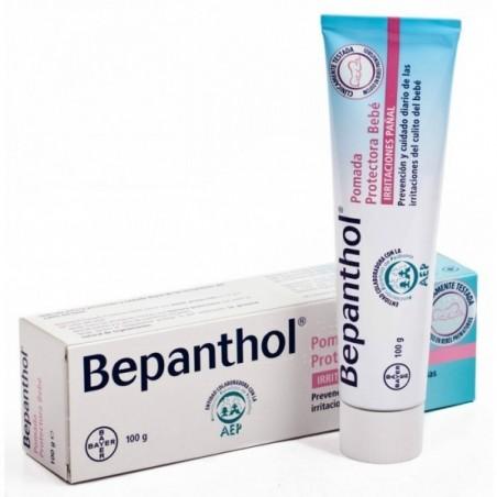 BEPANTHOL POMADA PROTECTORA BEBE 100G