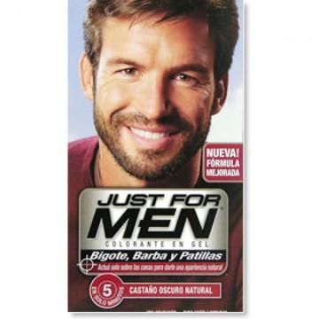 TINTE JUST FOR MEN CASTAÑO...