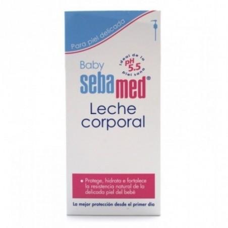 SEBA MED BABY LECHE CORPORAL 400 ML