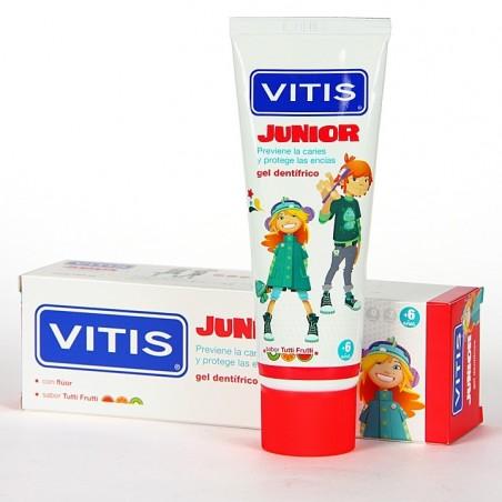 VITIS JUNIOR GEL DENTIFRICO 75 ML
