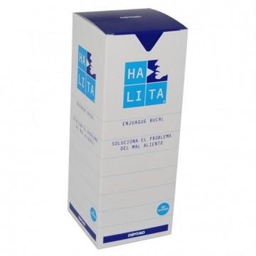 HALITA ENJUAGUE BUCAL 500 ML.