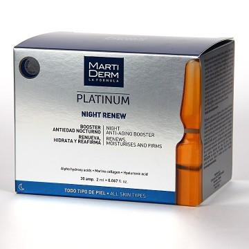 MARTIDERM NIGHT RENEW 30 AMP