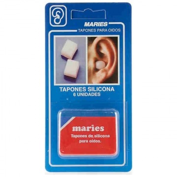 TAPONES OIDO SILICONA MARIES