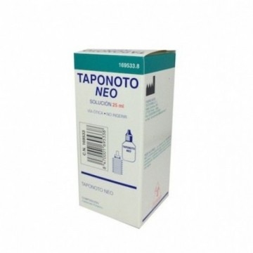 TAPONOTO NEO SOLUCION 25ML