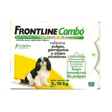 FRONTLINE COMBO PERRO 2-10...
