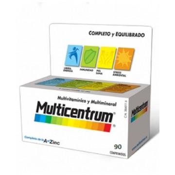 MULTICENTRUM C/LUTEINA 90 COMP