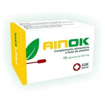 AINOK 15 CAPS