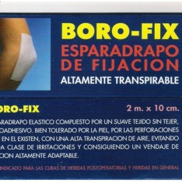 ESPARADRAPO BORO FIX 2X10...