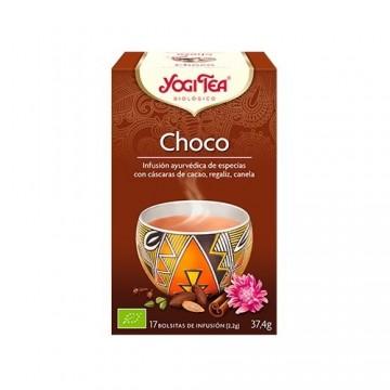YOGI TEA CHOCOLATE 17 FILTROS