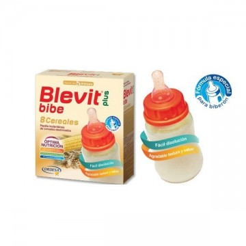 BLEVIT PLUS BIBE 8 CEREALES...