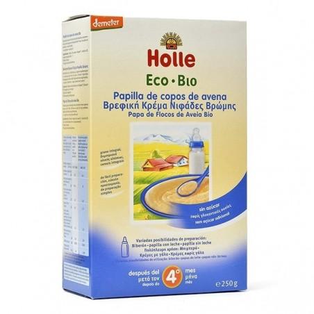 HOLLE  PAPILLA COPOS AVENA 250GR