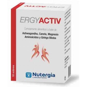 NUTERGIA ERGYACTIV 10 SOBRES