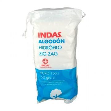 ALGODON ZIGZAG 50 GR INDAS