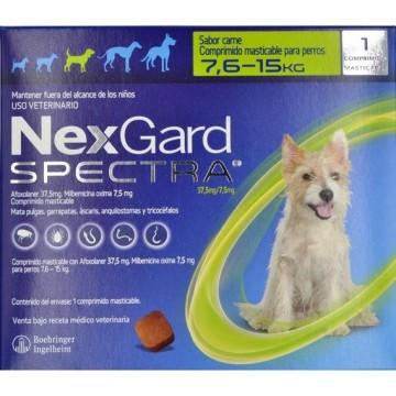 NEXGARD SPECTRA M 7.5-15KG...