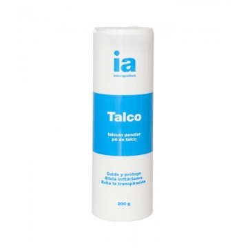 TALCO 200 GR INTERAPOTHEK