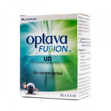 OPTAVA FUSION UD 30X 0,4ML