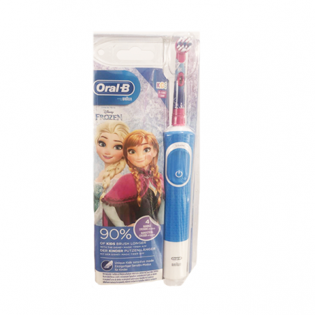 ORAL-B CEPILLO VITALITY STAGES FROZEN