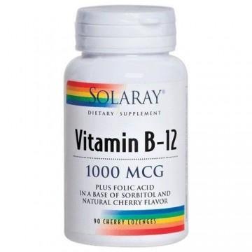 SOLARAY VITAMINA B12 + AC....