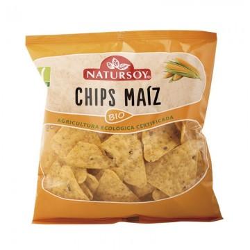 NATURSOY CHIPS DE MAIZ 125GR