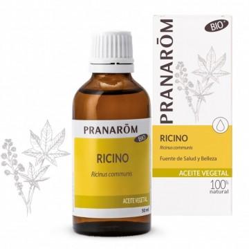 PRANAROM ACEITE RICINO 50 ML