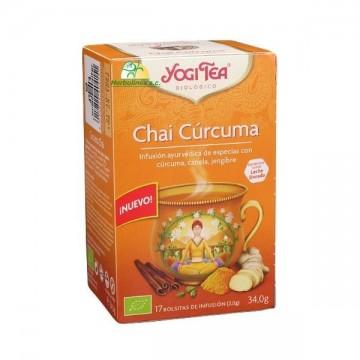 YOGI TEA CHAI CURCUMA 17...