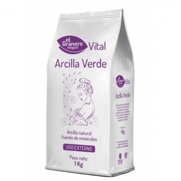 EL GRANERO ARCILLA VERDE...