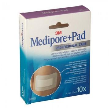 APOSITO MEDIPORE+PAD 5 X...