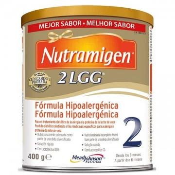 NUTRAMIGEN 2 LGG POLVO 400 GR