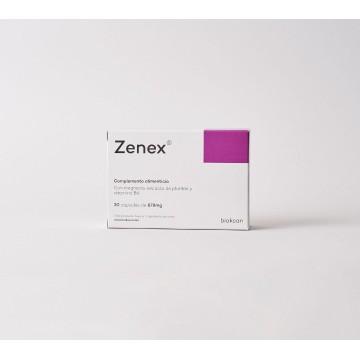 ZENEX 30 CAPSULAS