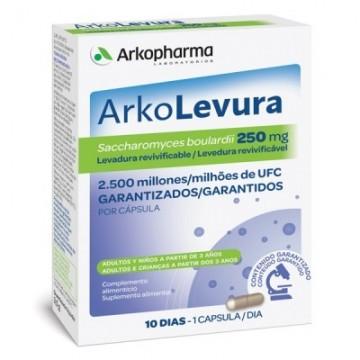 ARKOLEVURA 10 CAPS