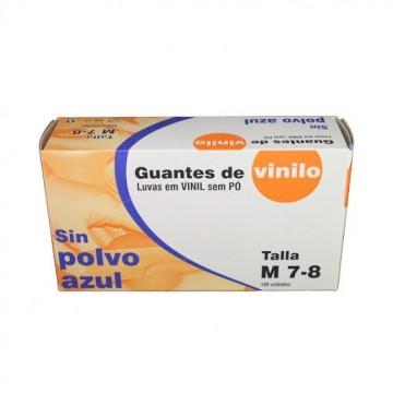 GUANTE VINILO S/P HY TM 100U