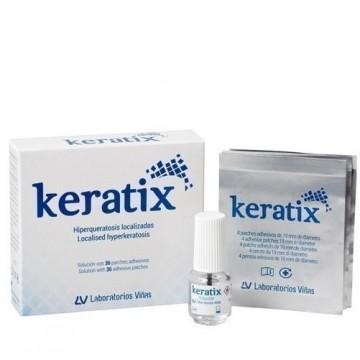 KERATIX SOLUCION 25%...