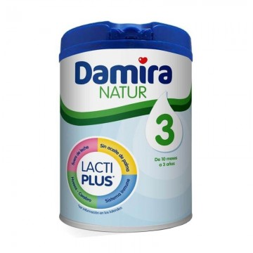 DAMIRA NATUR 3 800 GR