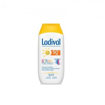 LADIVAL NIÑOS LECHE FP50 200ML