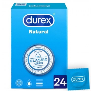 DUREX PROFILACTICOS NATURAL...