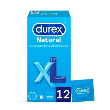 DUREX PROFILACTICOS  XL 12 UND
