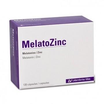 MELATOZINC  1 MG 120 CAPSULAS
