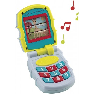 SOPHIE TELEFONO MUSICAL...