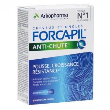 FORCAPIL ANTI CAIDA 30 CAPS