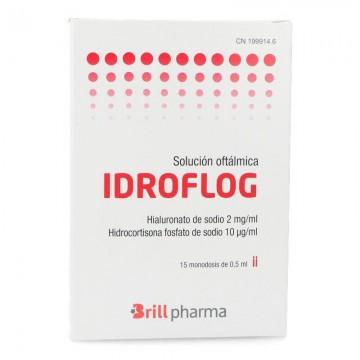 IDROFLOG SOLUCION OFTALMICA...