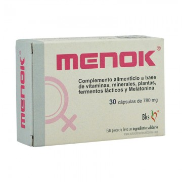 MENOK 30 CAPS