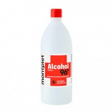 MONTPLET ALCOHOL 96º  1L