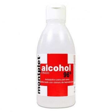 MONTPLET ALCOHOL 96º 250 ML