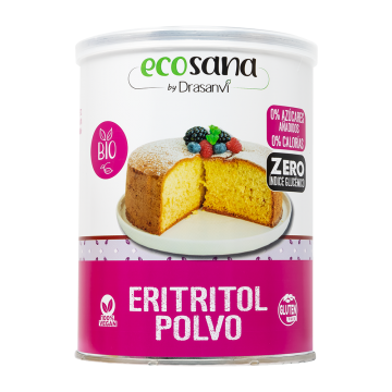 ECOSANA ERITRITOL POLVO BIO...