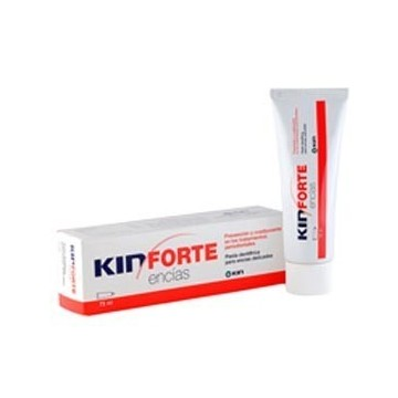 KIN FORTE ENCIAS PASTA 125ML