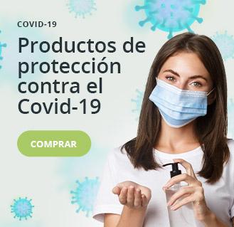 Productos de protección contra el COVID